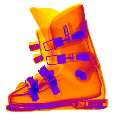 - Ski Boot by Ted Kinsman