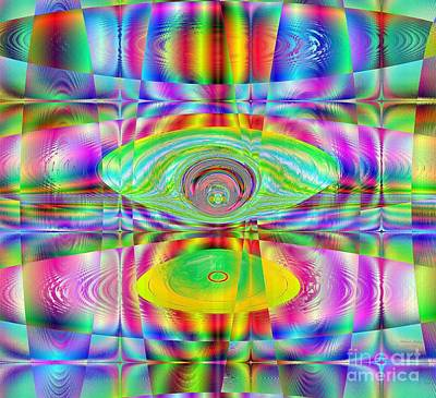 Digital Art - Solar Cycle by Deborah Juodaitis
