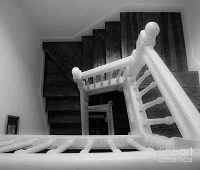 Photograph - Staircase by Valerie Morrison