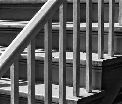Stairs Art Print by Robert Ullmann