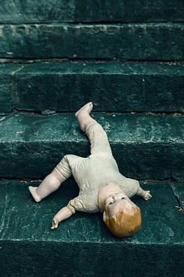 The Doll Art Print by Joana Kruse