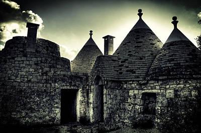 Stone House Photograph - Trulli by Joana Kruse