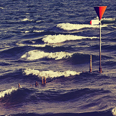 Waves Print by Joana Kruse