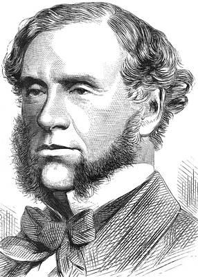William Robert Grove, British Scientist Art Print