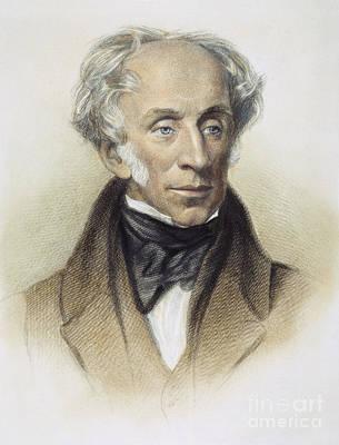 William Wordsworth Print by Granger