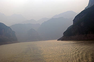 Photograph - Xiling Gorge by Harvey Barrison
