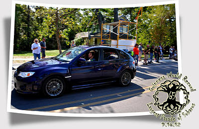 Subaru Parade Photograph - 308 by PhotoChasers