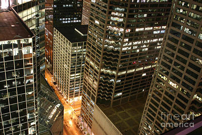 Chicago Photograph - 311 South Wacker by Christopher Purcell