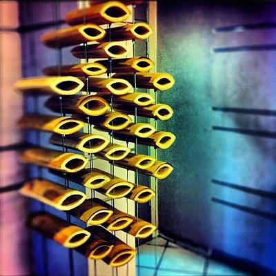 Instrument Wall Art - Photograph - Instagram Photo by Alon Ben Levy