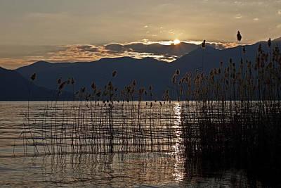 Lake Maggiore Art Print by Joana Kruse