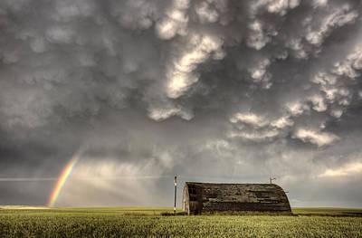 Beastie Boys - Storm Clouds Saskatchewan by Mark Duffy
