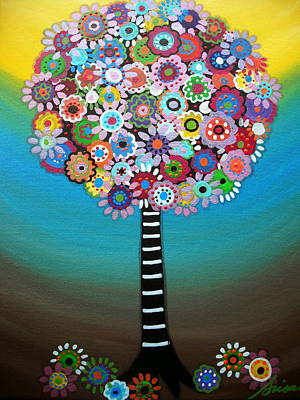Target Threshold Nature - Tree Of Life by Pristine Cartera Turkus