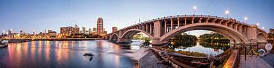 Whalen Photograph - 3rd Avenue Bridge Nine by Josh Whalen