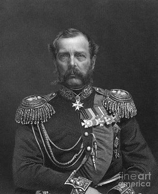 Alexander II (1818-1881) Art Print