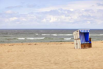 Friesland Photograph - Beach Chair by Joana Kruse