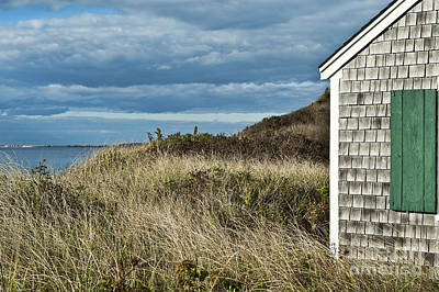 Cape Estate Photograph - Beach Cottage by John Greim