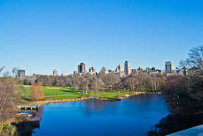 Photograph - Central Park by Theodore Jones