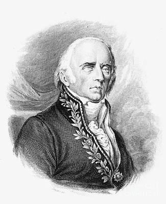 Chevalier De Lamarck Art Print by Granger