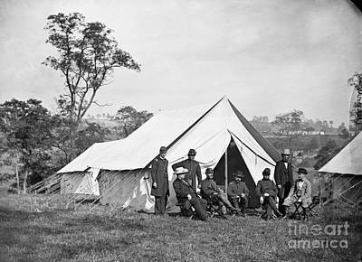 Civil War: Antietam, 1862 Print by Granger