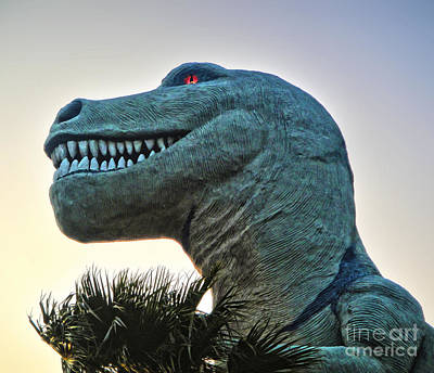 Photograph - Dinosaur by Gregory Dyer