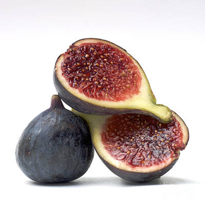 Vitamin-containing Photograph - Figs by Bernard Jaubert