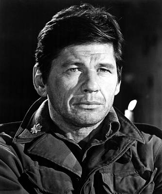 1964 Movies Photograph - 4 For Texas, Charles Bronson, 1964 by Everett