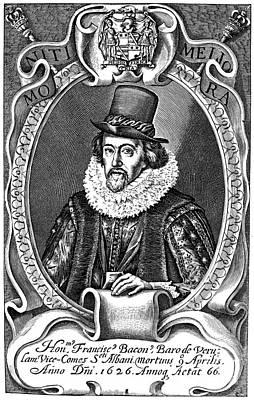 Francis Bacon (1561-1626) Art Print by Granger