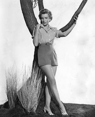 1950s Movies Photograph - From Here To Eternity, Deborah Kerr by Everett