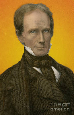 The Orator Photograph - Henry Clay Sr., American Politician by Photo Researchers