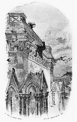 Hunchback Of Notre Dame Photograph - Hunchback Of Notre Dame by Granger