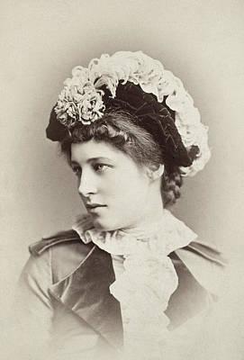 Lillie Langtry (1852-1929) Art Print
