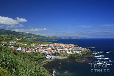 Maia - Azores Islands Art Print by Gaspar Avila