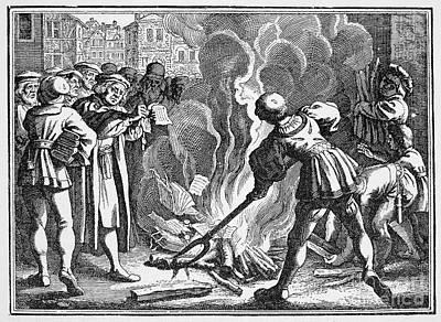 Martin Luther (1483-1546) Art Print