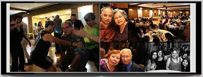 Photograph - Ortiz 50th Anniversary Dinner Event by Lee Dos Santos