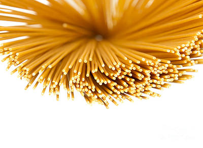Photograph - Pasta by Blink Images