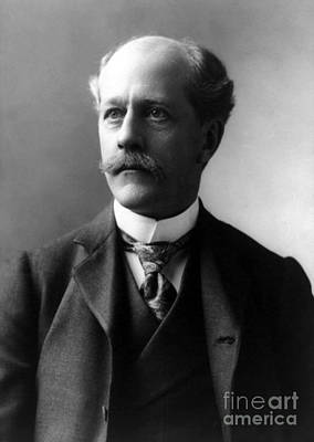 Percival Lowell, American Astronomer Print by Science Source