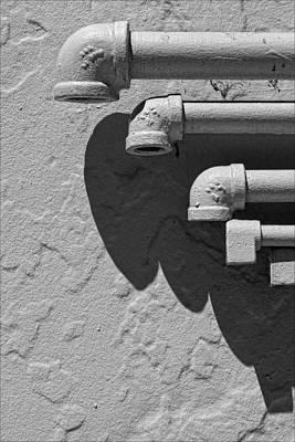Pipes Art Print by Robert Ullmann