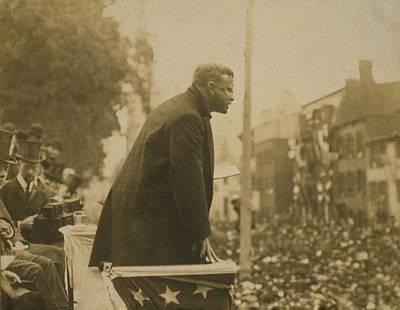 President Theodore Roosevelt 1858-1919 Art Print