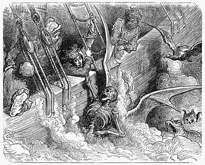 Rabelais: Pantagruel Art Print by Granger