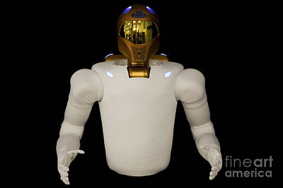 Robonaut 2, A Dexterous, Humanoid Art Print
