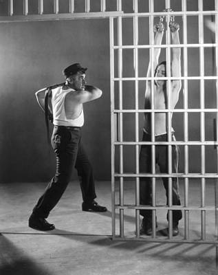 Whipping Wall Art - Photograph - Silent Still: Punishment by Granger