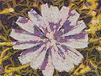 The Flower Art Print by Odon Czintos