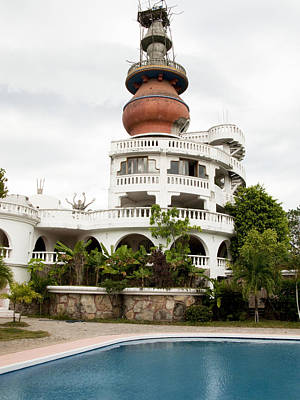 Photograph - The Lost Hotel  Costa Rica by Joe  Palermo