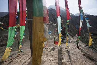 Tibetan Buddhism Photograph - Untitled by Phil Borges