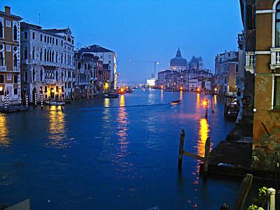 Photograph - Venice Italy Fine Art Print by Ian Stevenson
