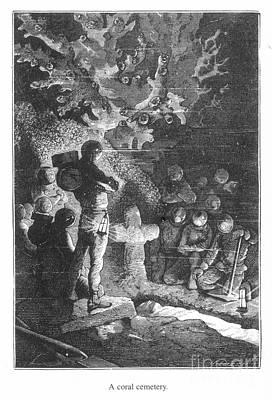 Verne: 20,000 Leagues Art Print