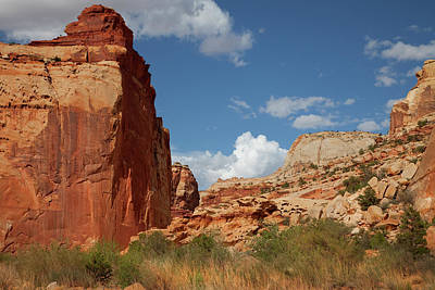 Capitol Reef National Park Original by Southern Utah  Photography