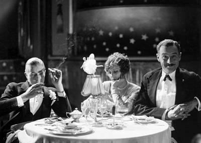 Film Still: Eating & Drinking Art Print by Granger