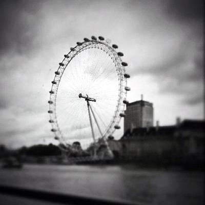 Eye Photograph - Instagram Photo by Ritchie Garrod