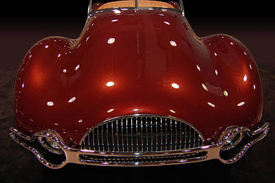 Photograph - 49 Buick Speedster by Bill Dutting